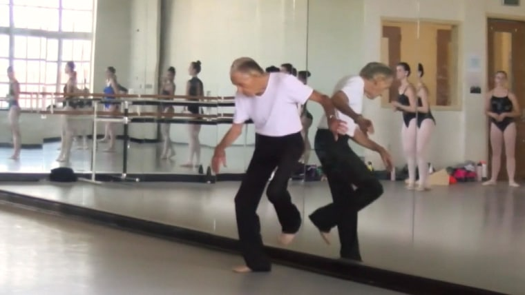 100 Year Old Ballet Teacher Shares Secrets To Long Life Diet Exercise Optimism