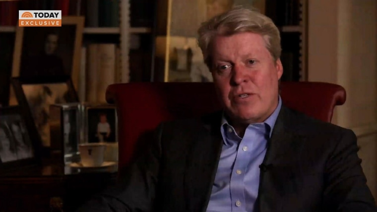 Charles Spencer Princess Diana S Brother Shares Discovery Of Father S Wwii Heroism