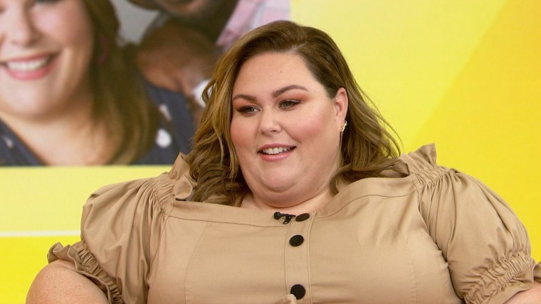 Chrissy Metz reveals personal tie to 'This Is Us' character
