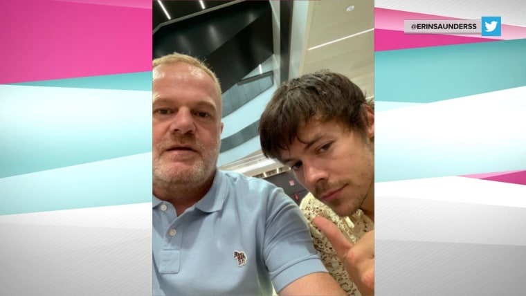 Harry Styles Has A New Haircut And Facial Hair And Fans Have A Lot Of Feelings