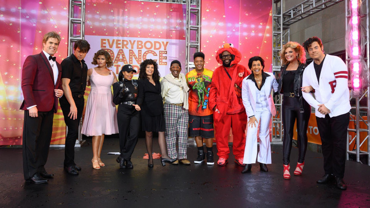 Nbc Today Show Halloween 2020 TODAY Show's Halloween 2019 costume reveal will have you moving to
