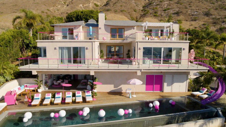 Tour The Real Life Barbie S Dream House In Malibu