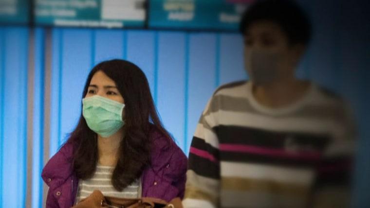 5 coronavirus cases in us