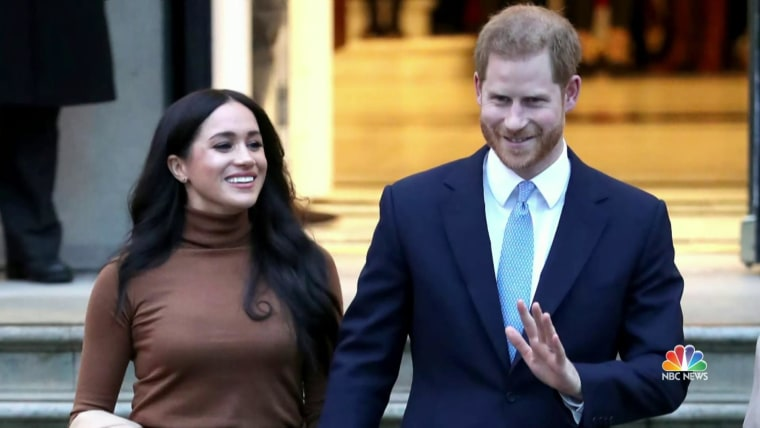 Meghan leaves U.K. days after she and Prince Harry drop royal bombshell 1