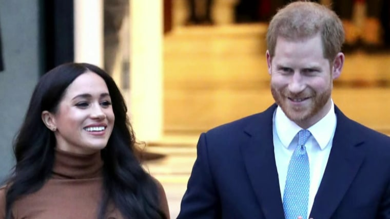 Download Prince Harry Et Meghan Markle 2020