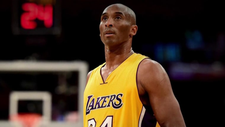 Kobe Bryant honored in emotional open to Grammy Awards