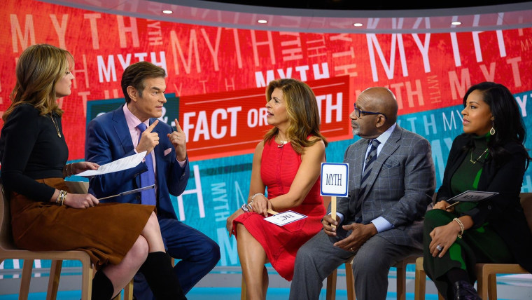 Cold and flu myths and facts: Dr. Oz on chicken soup, cold weather and sleep
