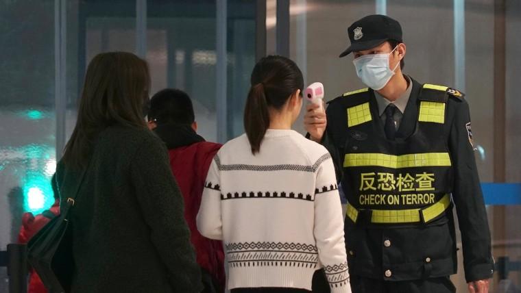 coronavirus current situation in china