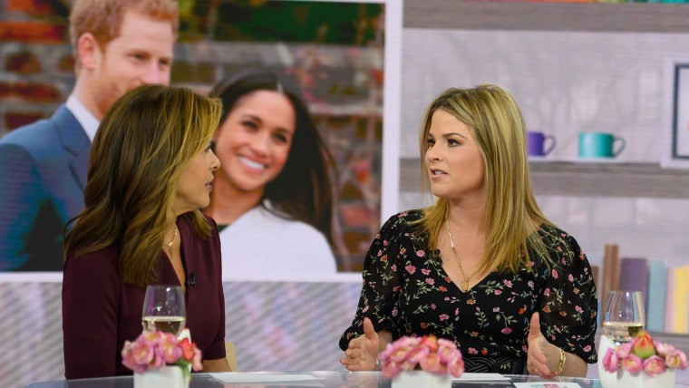 Jenna 'irritated' by mom-shaming of Meghan Markle: 'Let's lift women up'