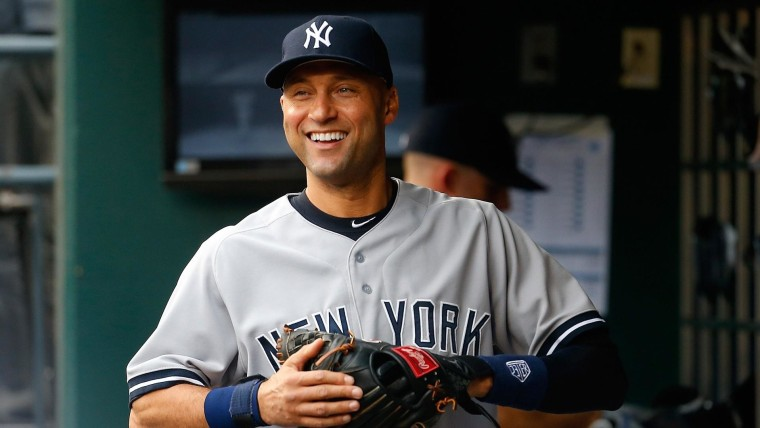 Derek Jeter shares a rare glimpse of his daughters in sweet family video