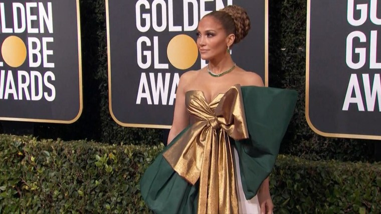 Golden Globes Red Carpet 2020 See The Best Dressed Stars