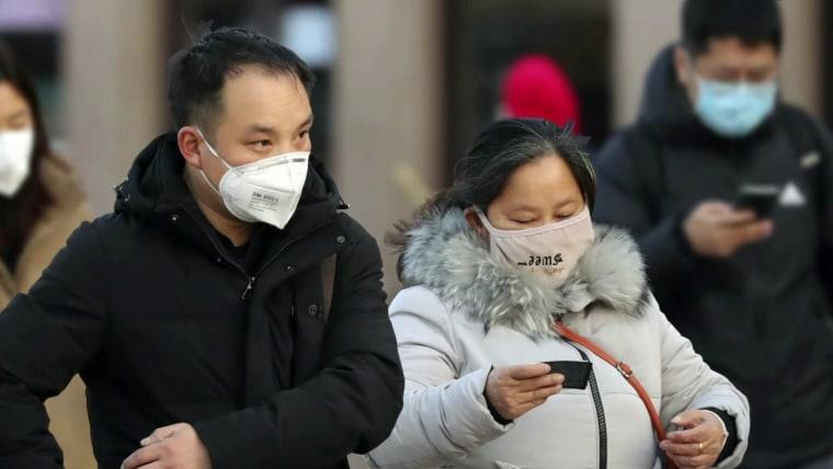Coronavirus china counter