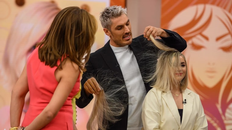 celeb hairstyles