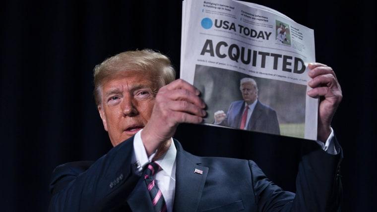 Resultado de imagen de impeachment trump