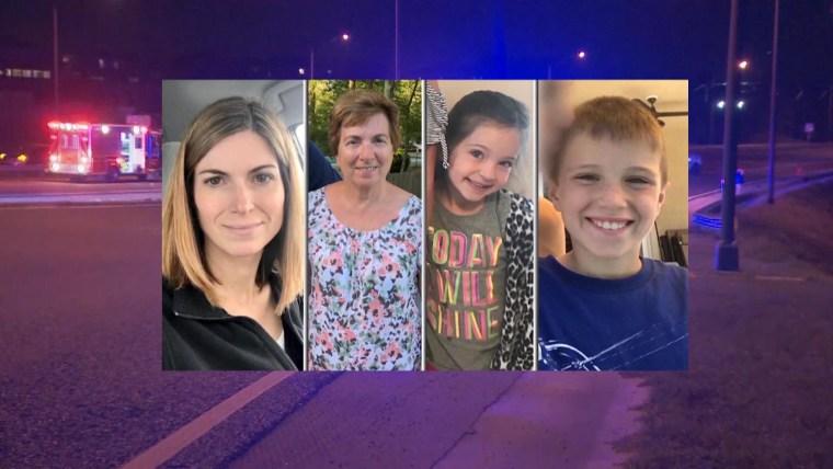 3 Generations Of Same Family Killed In Florida Car Crash