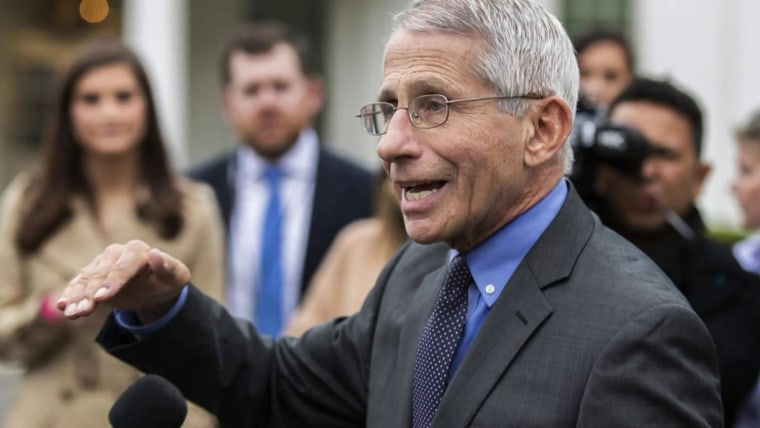 Coronavirus vaccine by January is 'doable,' Dr. Anthony Fauci says 2