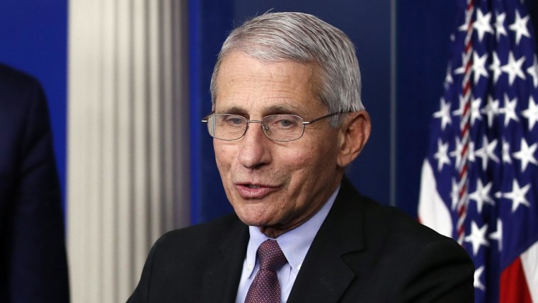 Coronavirus vaccine by January is 'doable,' Dr. Anthony Fauci says 3