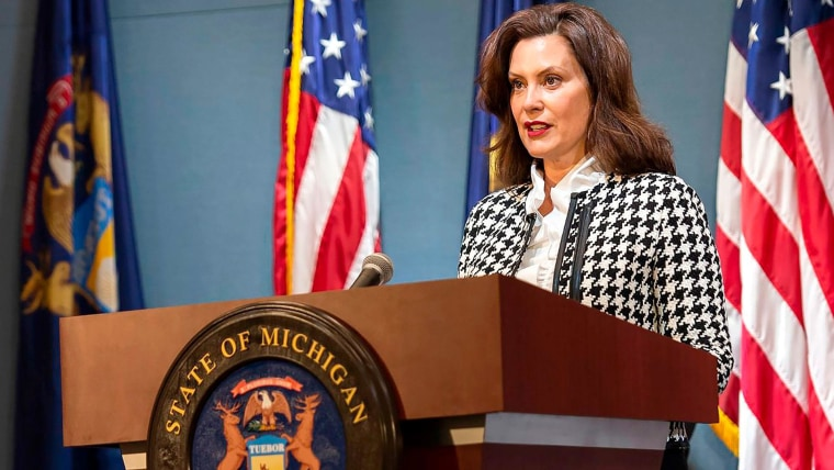 Michigan Gov Whitmer Calls Husband S Boat Launch Request A Failed Attempt At Humor Amid Backlash