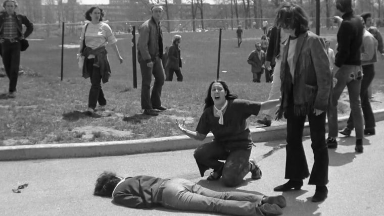 Kent State massacre: The shootings on a college campus 50 years ...