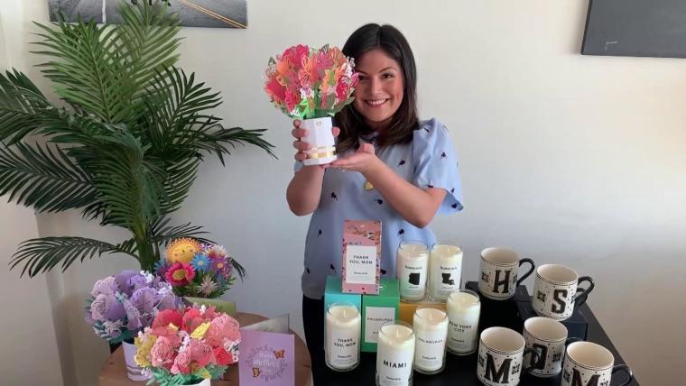brinde personalizado para o dia das mães