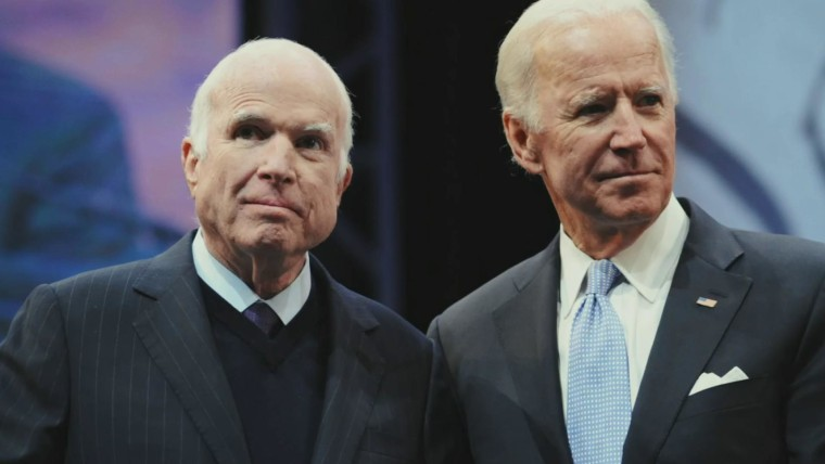 Cindy Mccain Highlights Biden S Friendship With Her Husband In Video For Democratic National Convention