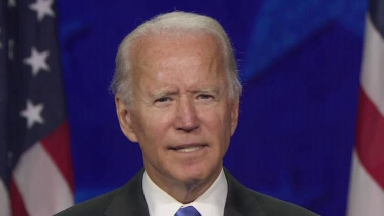 Watch Joe Biden S Full Speech At The 2020 Dnc
