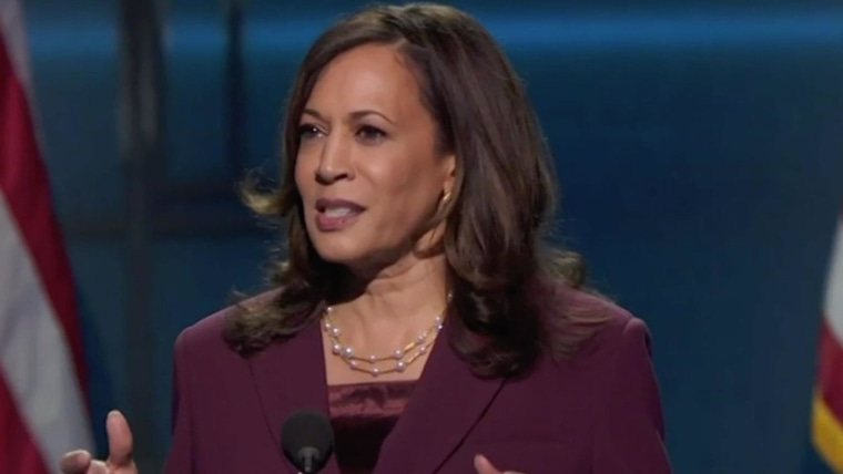 Black Asian American Kamala Harris Identity How It Shaped Her And What It Means For Voters