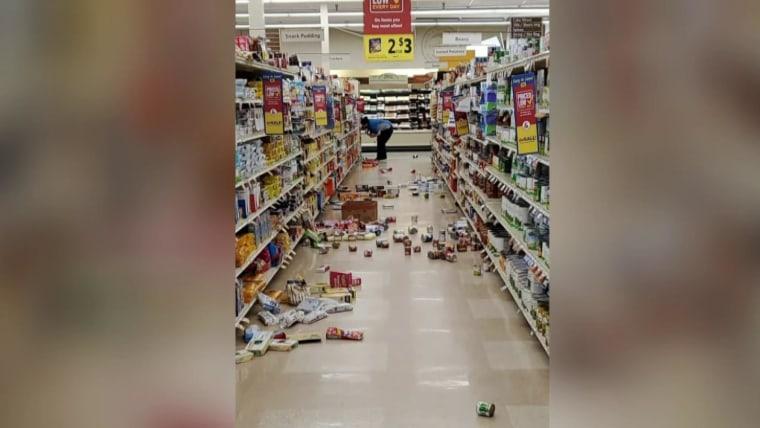 earthquake. in nc - photo #22