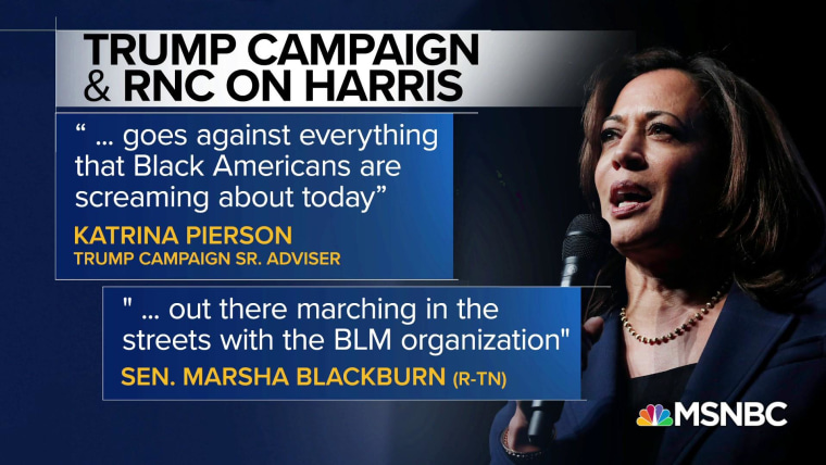 Progressives Thought 2020 Might Be Their Year Harris Vp Pick Has Some Fearing Long Term Disaster