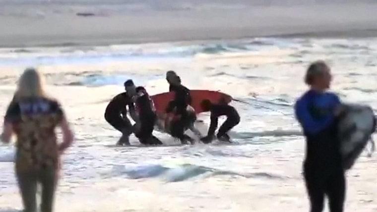 Man dies in shark attack at popular tourist spot in Western Australia