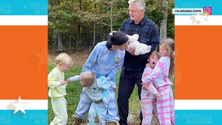 Hilaria and Alec Baldwin welcomed 6th child via surrogate