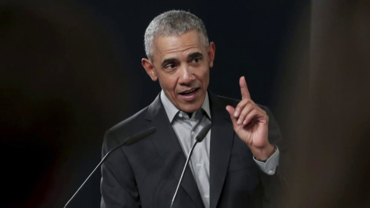 Barack Obama off to record-setting start with 'A Promised Land'