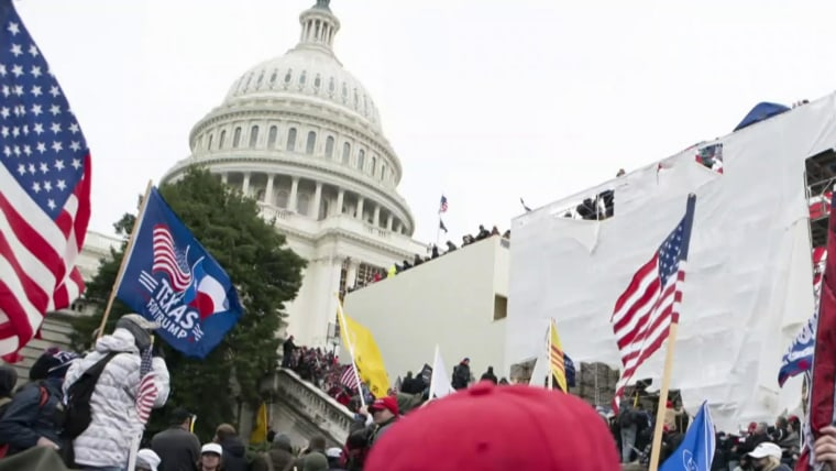 FBI memo warns law enforcement across U.S. of possible armed protests at 50 state capitols