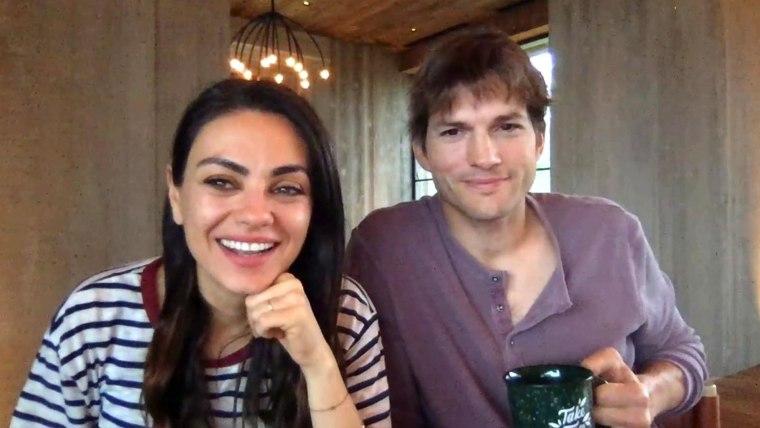 With kutcher is who ashton Ashton Kutcher