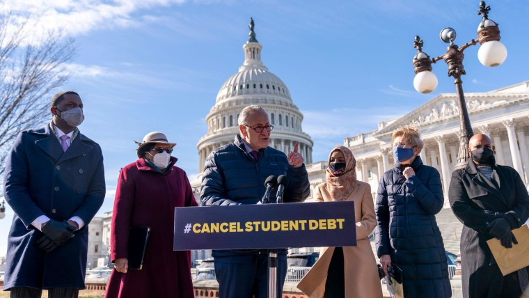 Democratic plan to forgive student loans could raise tuition and hurt those at the bottom