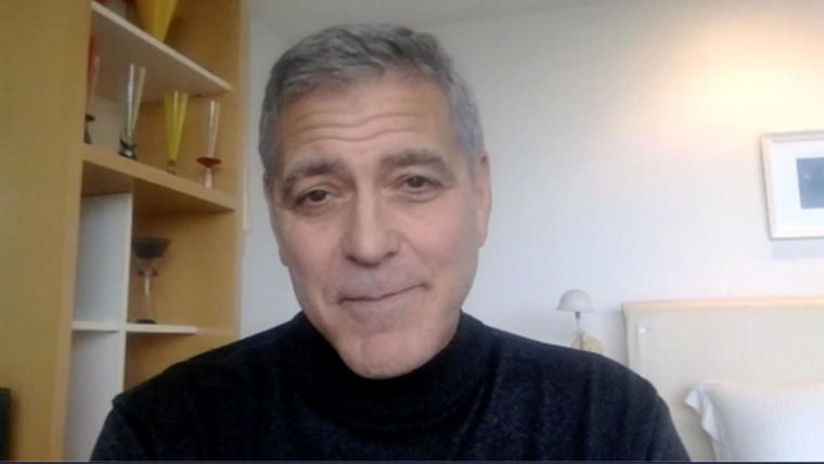 Video: George Clooney opens up to TODAY's Hoda Kotb  Clooney.focal-760x428