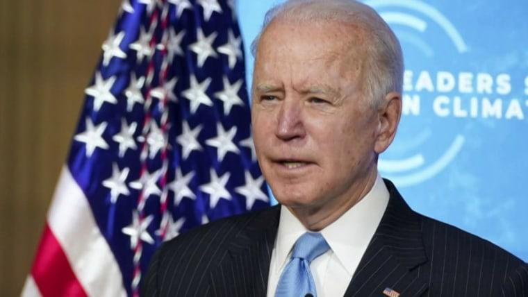 Biden pursues GOP infrastructure deal as anxious Democrats watch the clock