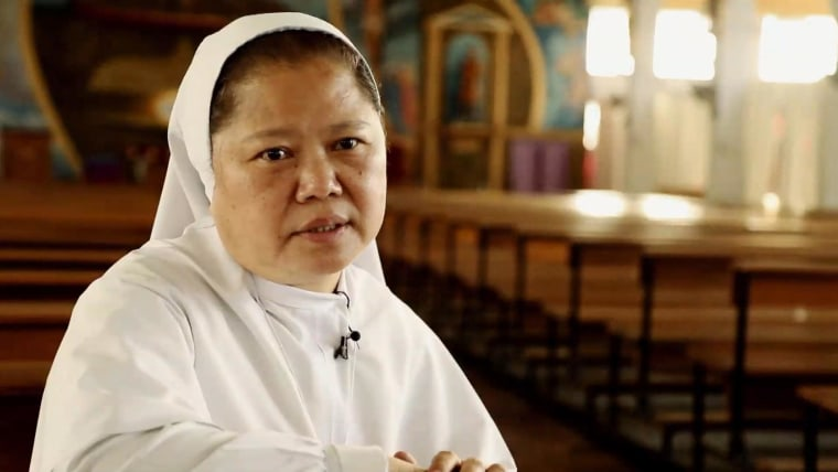 A hidden army of 'very brave' nuns fight child trafficking 1