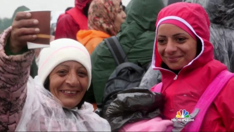 وزارت امور خارجه. می خواهد افزایش فزاینده ای در پناهندگان سوری پذیرفته شده در ایالات متحده.