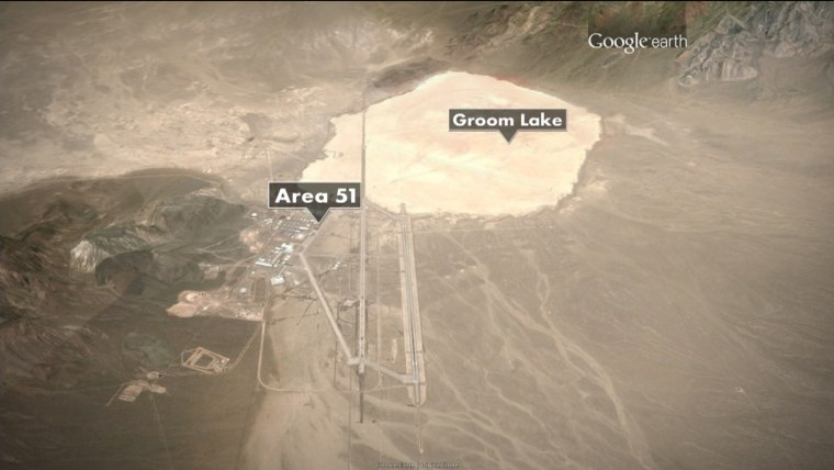 area 51 groom lake map Ufo Community Greets Area 51 Disclosure With A Resounding Duh area 51 groom lake map