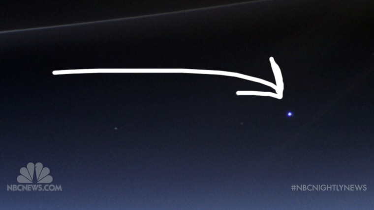 Scientists Show Off Earth And Moon As Seen From Saturn And Mercury