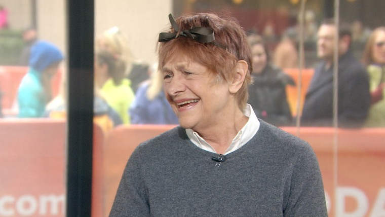 Estelle Parsons on her long career: 'I can't stop'