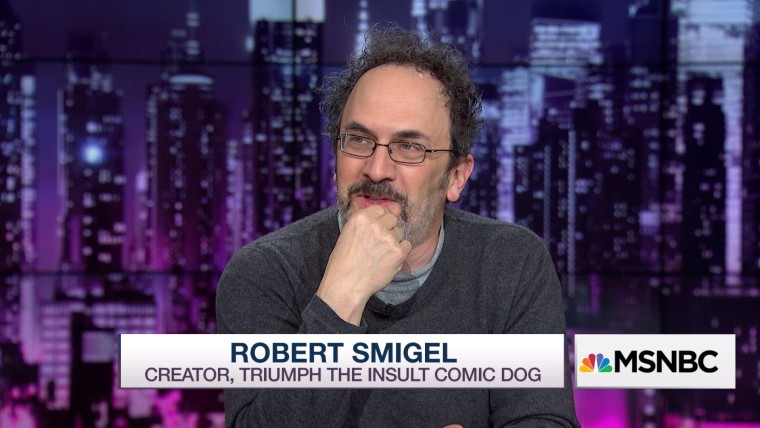 who is the voice of triumph the insult comic dog