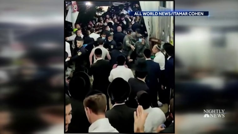 After Israel rush, some ultra-Orthodox reflect on their role in tragedy