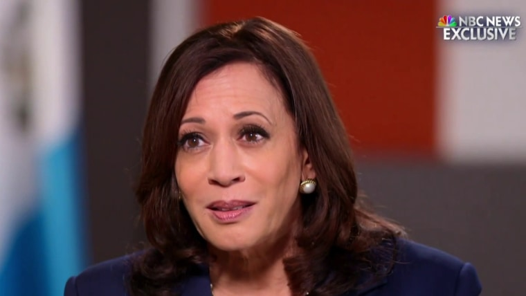 Kamala Harris' trip to Guatemala showed our unwillingness to accept any guilt for the woes in the region.