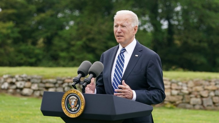 Biden, Johnson sign new charter on trade and defense 1