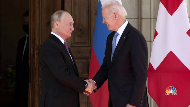 Realism rather than reset like Biden, Putin embraces the limits of US-Russian relations