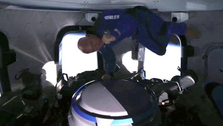 Blue Origin & Jeff Bezos