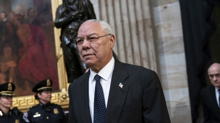 Age, underlying health condition was 'double blow' to Colin Powell, experts say