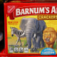 Caged animal cracker beasts are finally out of cages